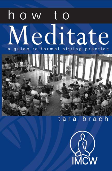 Tara Bruch Memberikan Layanan Kursus Pikolog Dan Meditasi