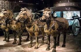 Misteri Makam Qin Shi Huangdi China