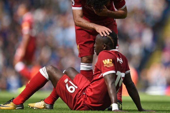 Bos Liverpool Jurgen Klopp Berharap Pada Cedera Sadio Mane Segera Membaik