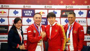 Shin Tae Yong Ungkapkan Gaya Permainan Timnas Indonesia